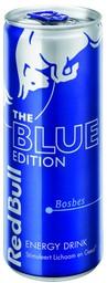 RedBull energy drink blue edition blik 12 x 0,25 l