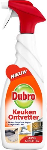 Dubro keukenontvetter fles 3 x 650 ml