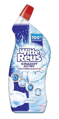 Witte Reus WC gel oceaan fles 4 x 700 m;
