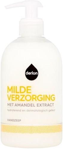 Derlon VLB handzeep mild fles 500 ml