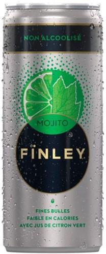 Finley Mojito blik 8 x 25 cl
