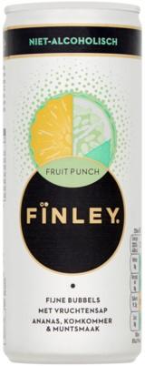 Finley Fruit Punch blik 8 x 25 cl.