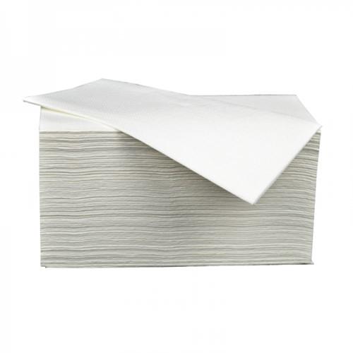 Handdoekjes Z-vouw cellulose 2 lgs 24 x 21 cm doos 20 x 160 st