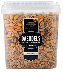 Daendels Borrelmix emmer 2,5 kg
