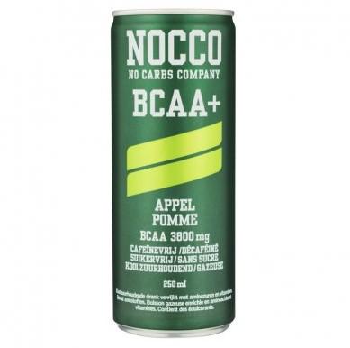 Nocco Apple BCAA 12 x 0,33 l