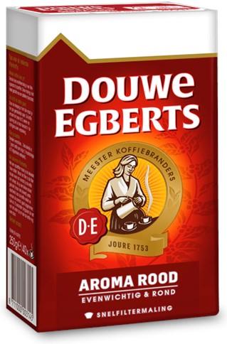 Douwe Egberts Koffie Aroma Rood snelfilter 6 x 500 gr