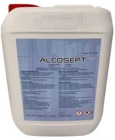 Alcosept Plus oppervlaktereiniger can 5 liter