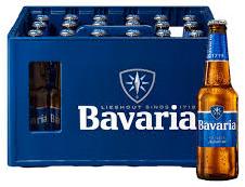 Bavaria krat 4 x 6 x 0,3 l