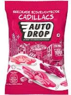 Autodrop Cadillacs doos 16 x 85 gram