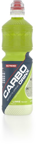 Nutrend Carbo 8 x 0,75 l lime