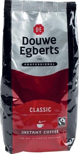 Douwe Egberts oploskoffie instant classic pak 300 gr