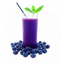 Blueberry Fruitmix smoothie (bosbessen)doos 20 x 150 gr