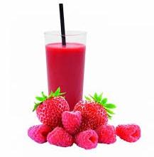Sunset Fruitmix smoothie  (framboos-aardbei) doos 20 x 150gr