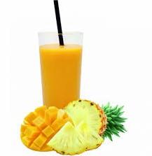 Sunshine Fruitmix smoothie (ananas-mango) doos 20 x 150 gr