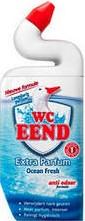 WC-Eend Ocean Fresh fles 4 x 750 ml