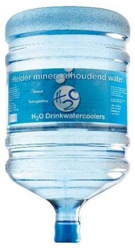 Water fles  18,9 liter