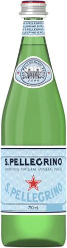 San Pellegrino fles 12 x 0.75 cl