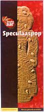 Gouden Aar speculaaspop groot 500 gr