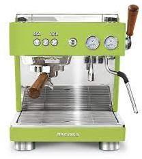 Baby T Zero Coffee Machine groen