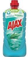 Ajax Allesreiniger fles 3 x 1,25 l eucalyptus
