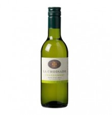 La Croisade Chardonnay Pays d'Oc   doos 12x 0,25l