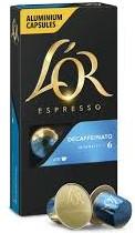DE L'Or Espresso Decafeianto capsule 10 st