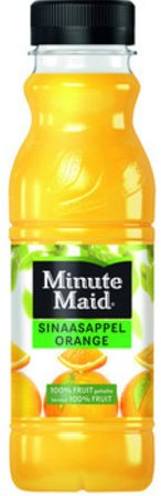 Minute Maid orange pet 24 x 33 cl
