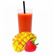 Paradise Fruitmix smoothie (mango-aardbei) doos 20 x 150 gr