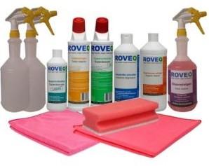 Roveq schoonmaakpakket Premium