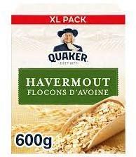 Quaker Havermout pak 600 gr.