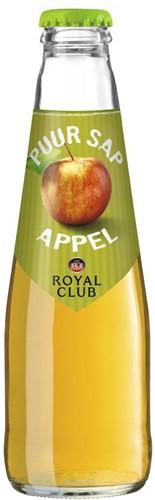 Royal Club Fruits de Pays appelsap krat 28 x 0,2 l