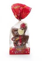 Tonkeys chocolade Sint/Piet multicolor