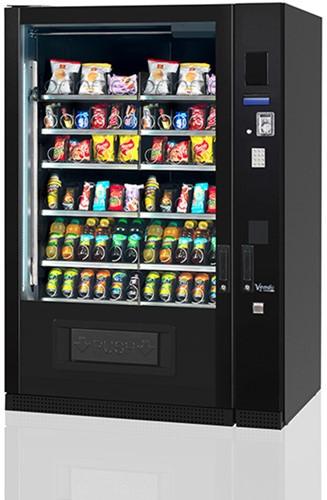 Vendo G-snack SML  vendingmachine met lift