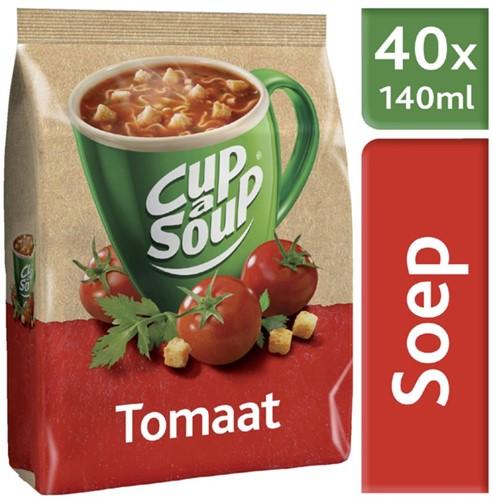 Cup à Soup Vending Tomaat  1 x zak á 40 portie