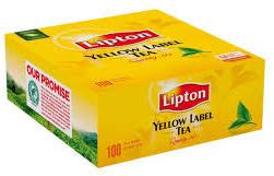 Lipton Feel so Good Yellow label doos 100 st